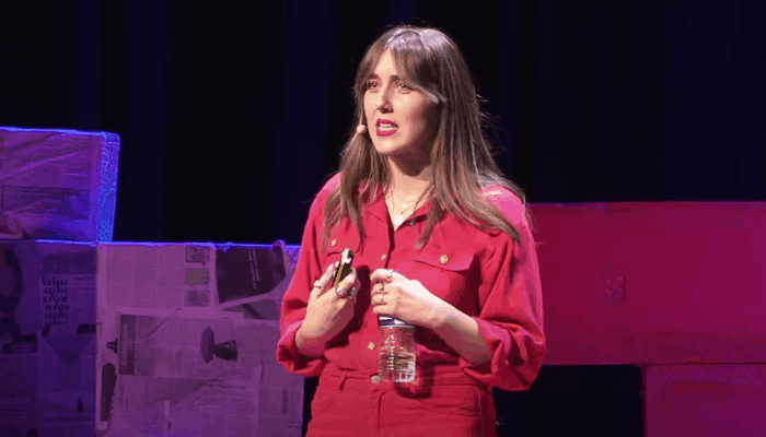 Gina Martin TED talk